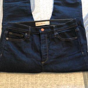 GAP True Skinny High Rise Jeans 29